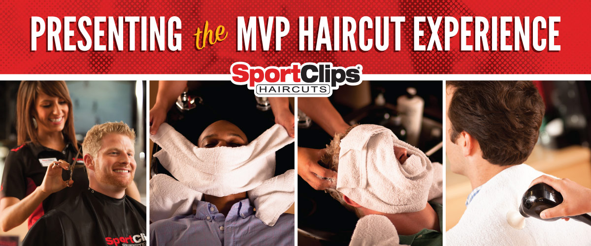 The Sport Clips Haircuts of Shoppes at Riverdale Coon Rapids MVP Haircut Experience
